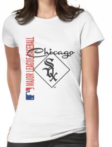 Chicago White Sox Womens Fitted T-Shirt