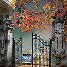 Old Gates by Igor Zenin