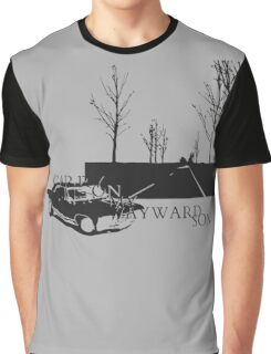 Carry On My Wayward Son Graphic T-Shirt