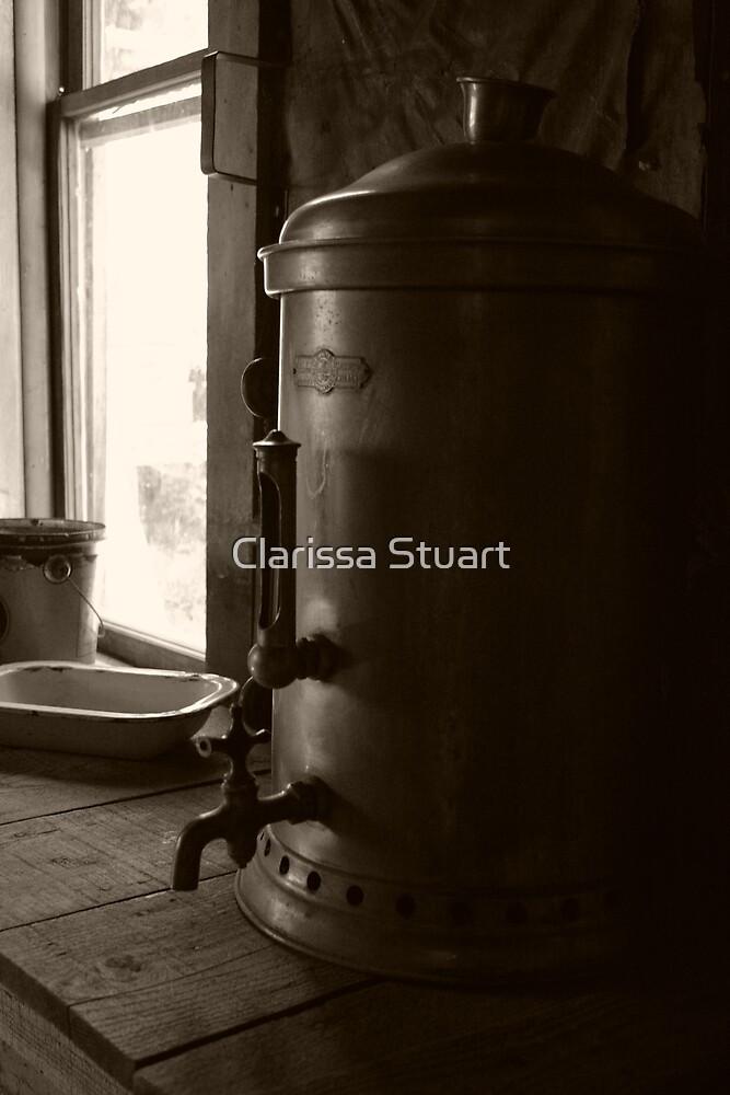 Turn-of-the-Century Starbucks by Clarissa Stuart