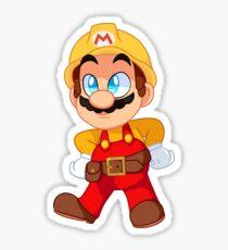 Mario Maker! Sticker