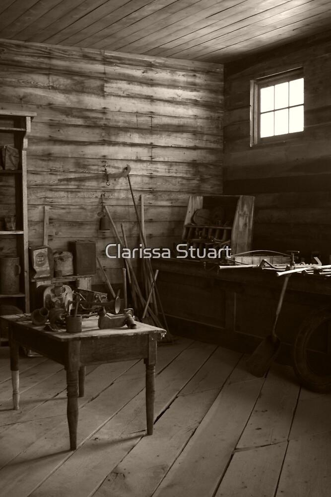 The Workbench by Clarissa Stuart