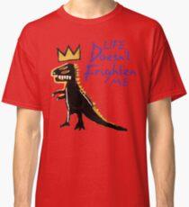 Jean Michel Basquiat Dinosaur Tee Classic T-Shirt