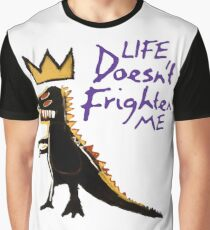 Jean Michel Basquiat Dinosaur Tee Graphic T-Shirt