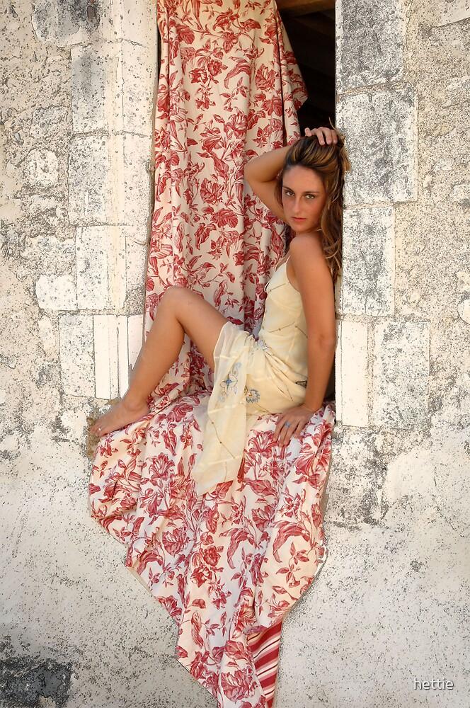 Window modeling by hettie