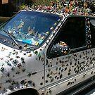 A Bugged Van by Larry Llewellyn