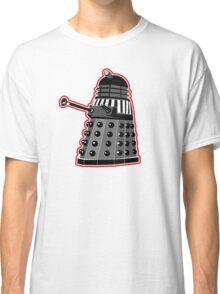 Dalek Warrior Red Classic T-Shirt