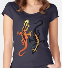 Two Lizards Women's Fitted Scoop T-Shirt