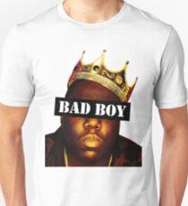 Biggie smalls (bad boy) Unisex T-Shirt