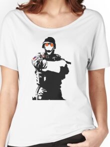 rainbow six Women's Relaxed Fit T-Shirt