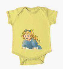 Tammy Wurtherington: The Little Doll Girl One Piece - Short Sleeve