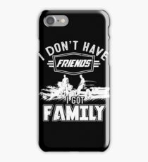 Fast And Furious I Got Family iPhone Case/Skin