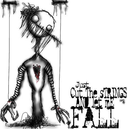 puppet by BleedingArt
