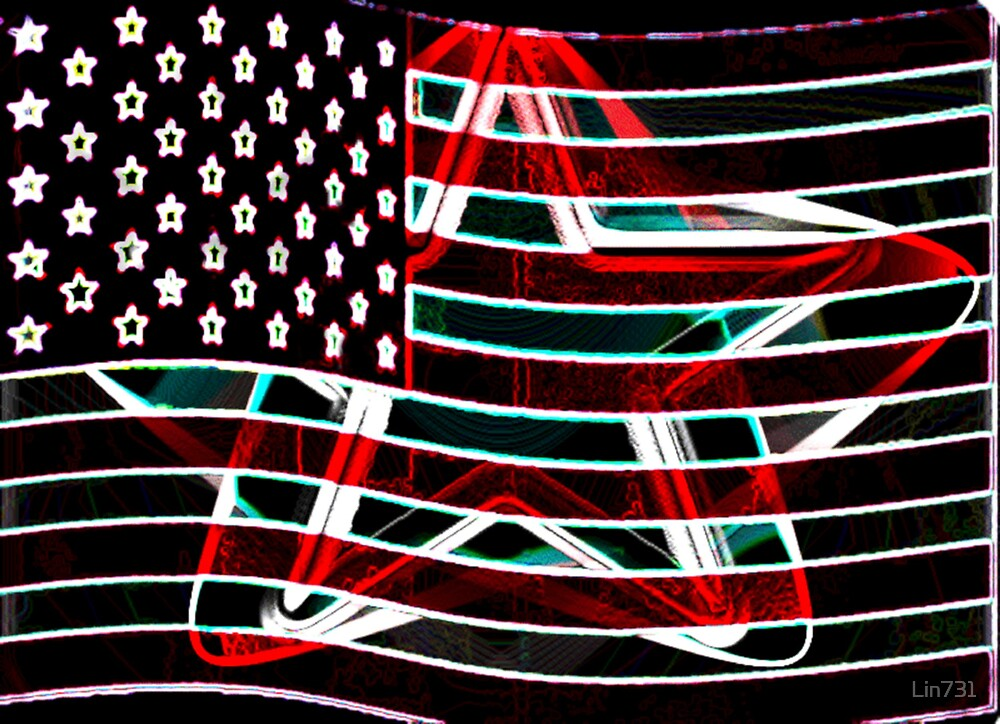 Stars and Stripes by Lin731