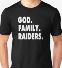 God family Raiders Unisex T-Shirt