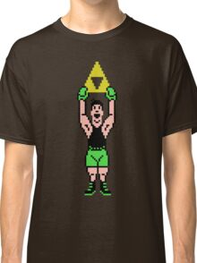 Little Mac Gets The Tri Force Classic T-Shirt