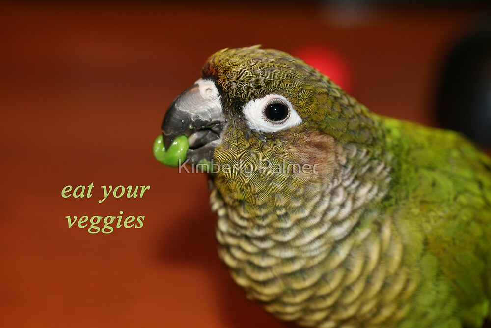 Eat your Veggies by Kimberly Palmer