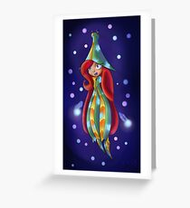 Betilla Greeting Card