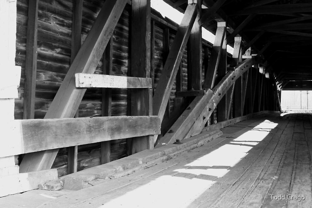 Covered Bridge by Todd Crago
