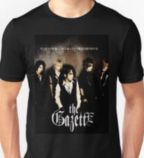 The Gazette Rock Band Unisex T-Shirt