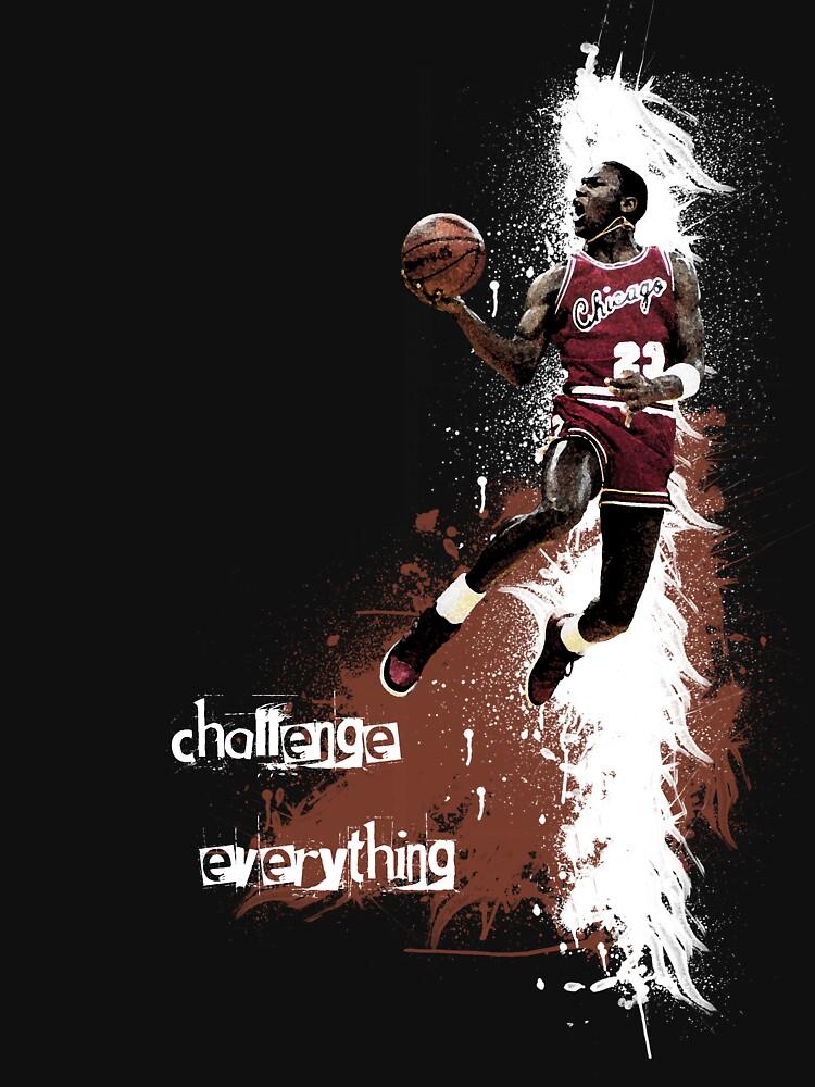 challenge everything..M.J. by 87joonbug