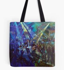 the Radiators - Airlie Beach Music Festival Tote Bag