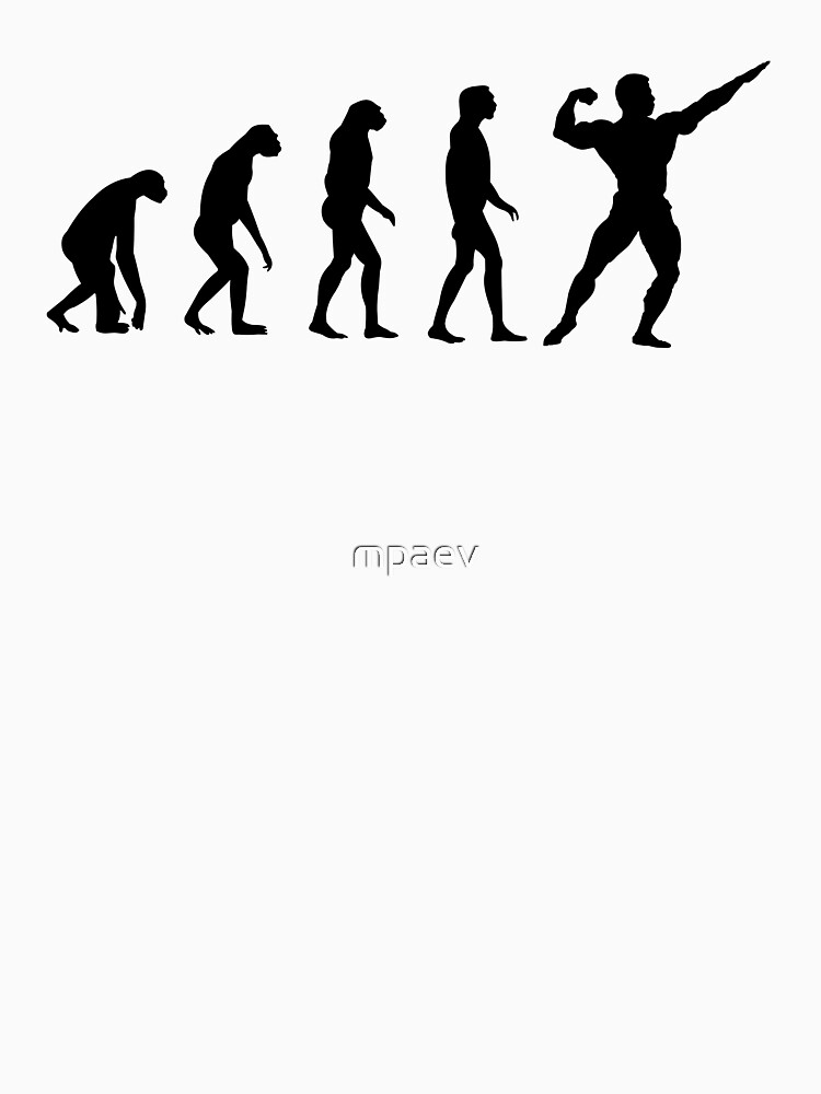 Evolved to Bodybuilding by mpaev