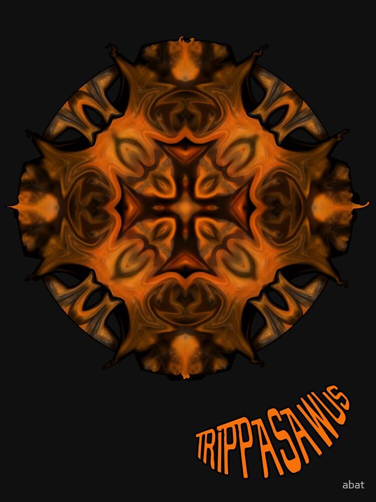 Trippasawus - Mayans and Magic Mushrooms by abat