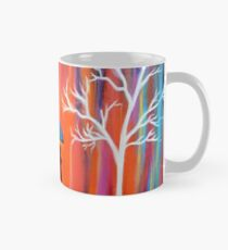 Colors Of Love Romantic Colorful Rainy Painting Mug