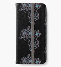 Halsey Roses iPhone Flip-Case/Hülle/Klebefolie