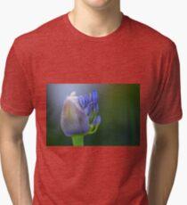 New Agapanthus Tri-blend T-Shirt
