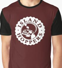 """""""Island Hoppers"""" - As Seen on """"Magnum P.I."""" Graphic T-Shirt"""