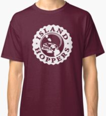 """Island Hoppers"" - As Seen on ""Magnum P.I."" Classic T-Shirt"