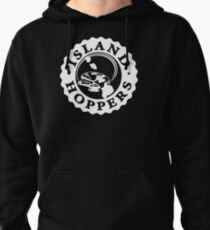 """""""Island Hoppers"""" - As Seen on """"Magnum P.I."""" Pullover Hoodie"""