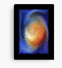 Broomstick Canvas Print
