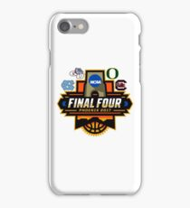 final four ncaa  iPhone Case/Skin