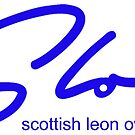 scottish leon owners club - blue by krimestyles