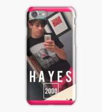 HAYES 2000 iPhone Case/Skin
