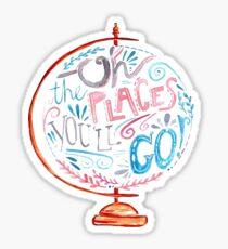 Dr Seuss Day Sticker