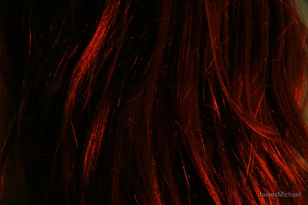 Morning Light in Her Hair by JamesMichael