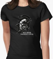 Kojima Productions Women's Fitted T-Shirt