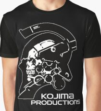 Kojima Productions Graphic T-Shirt