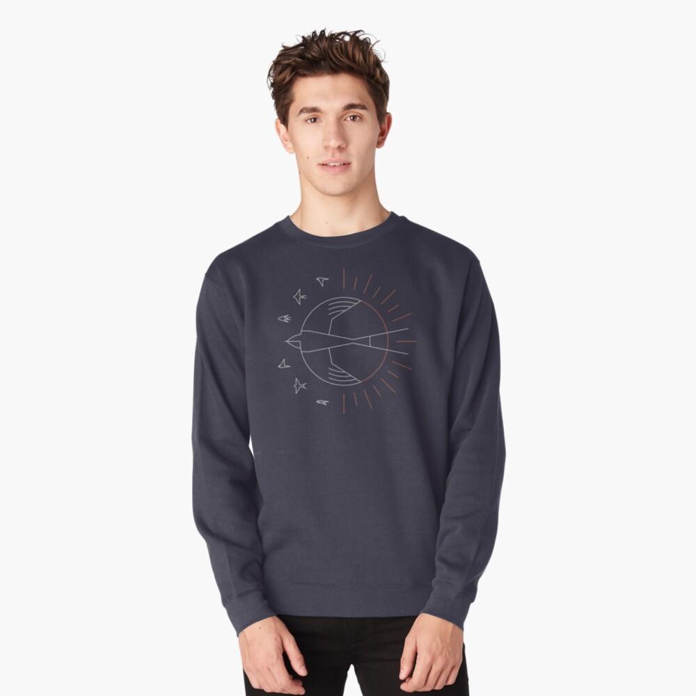 Swallow The Sun Pullover Sweatshirt