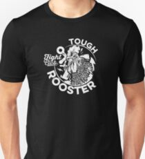 Tough Rooster Fight Club T-Shirt