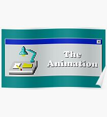 Title Card - The Animation Poster