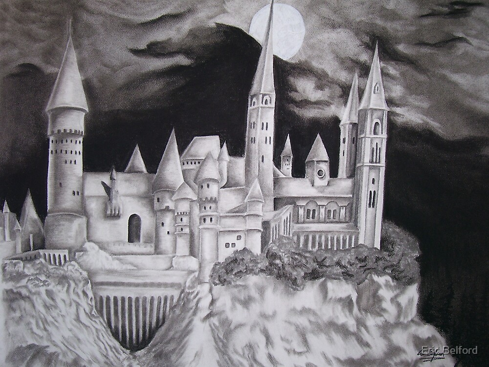 Magick Castle by Eric Belford