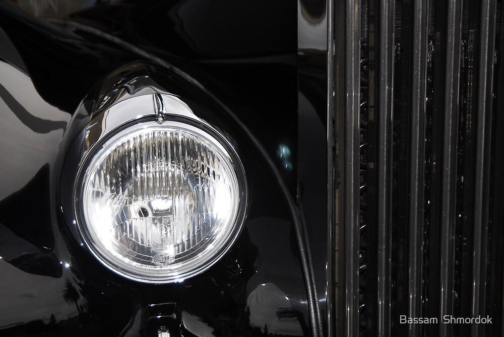 Classic Car by Bassam  Shmordok
