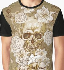 Day Of The Dead II Graphic T-Shirt