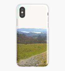Lake District - England Ambleside iPhone Case/Skin