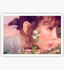 Girls Generation Taeyeon My Voice Deluxe Edition Sticker